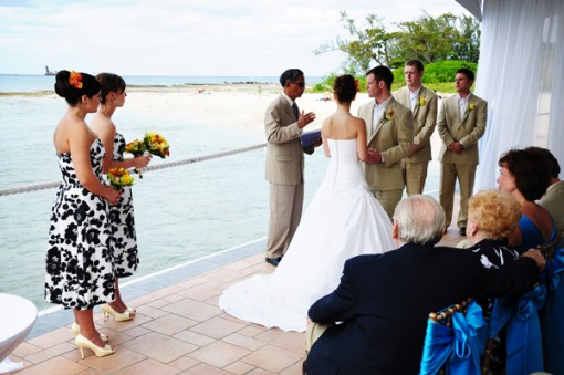 Cayman Islands Real Wedding ::  Kristen and Joseph