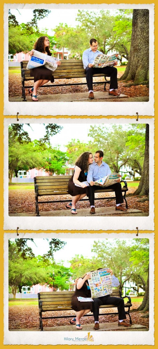 Fun in the Park | Pensacola Engagement Photographer
