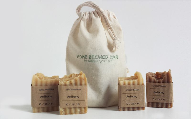 Inspiration Image from Home Brewed Soaps