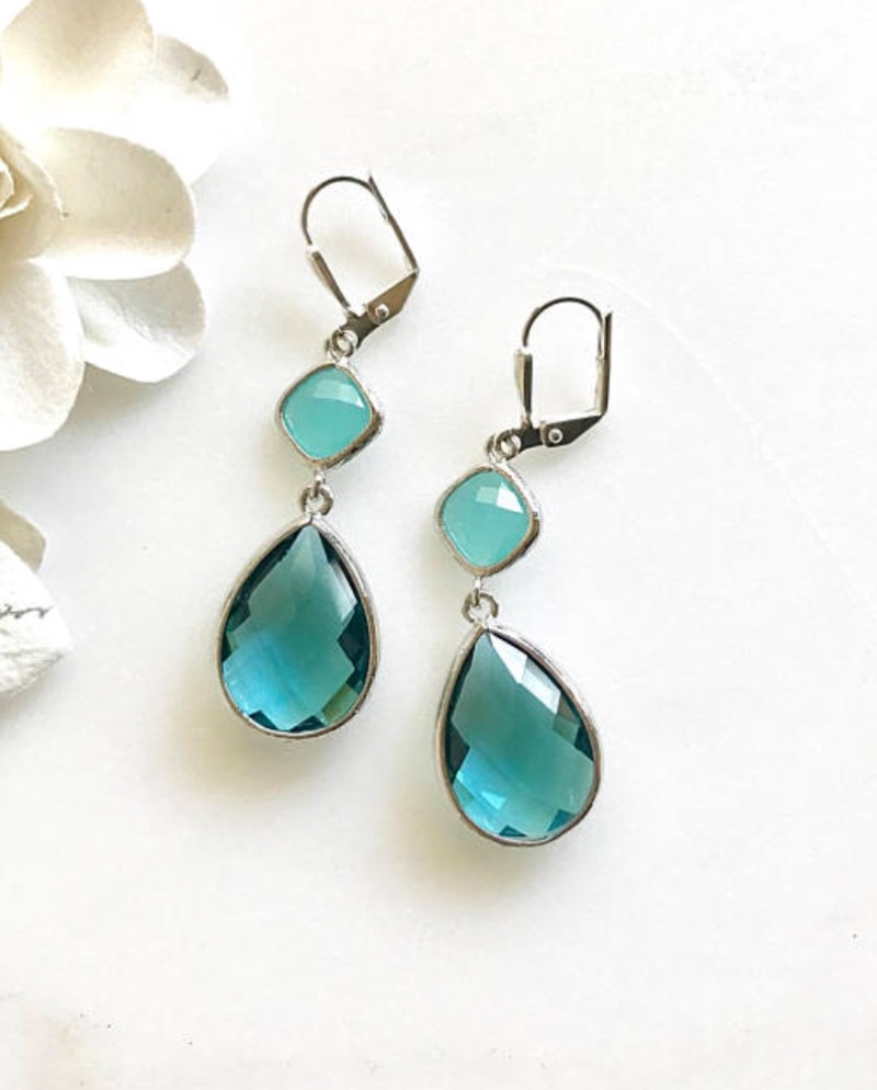 Inspiration Image from Rustic Gem Jewelry