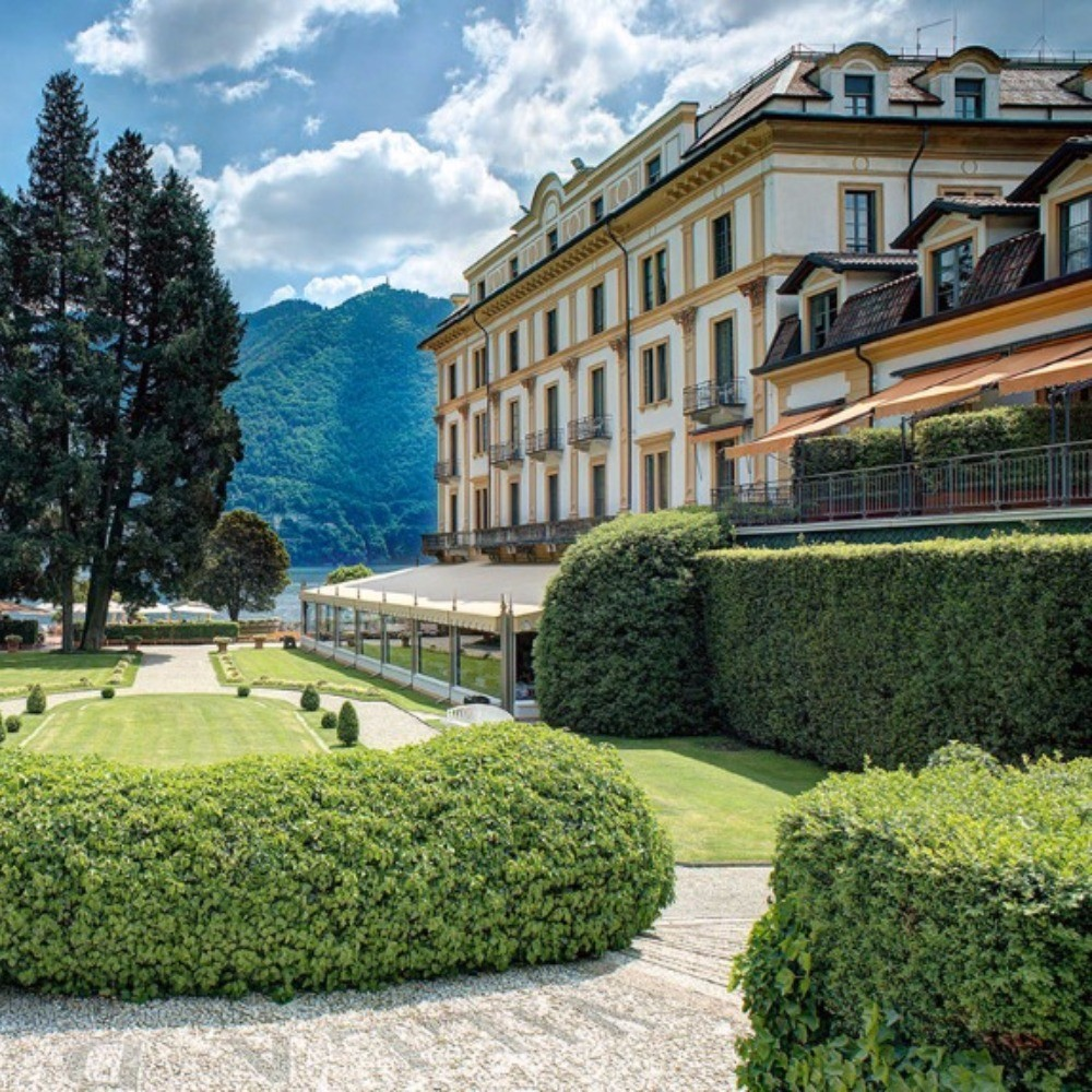 Profile Image from Villa d'Este at Lake Como