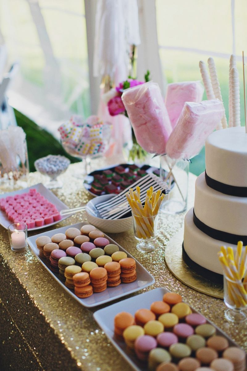 Inspiration Image from Whimsy Weddings