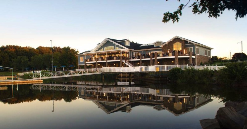Inspiration Image from Boathouse at Mercer Lake