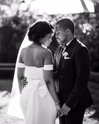 Demi Lovato Made Us All Believe in Wedding Black and Whites