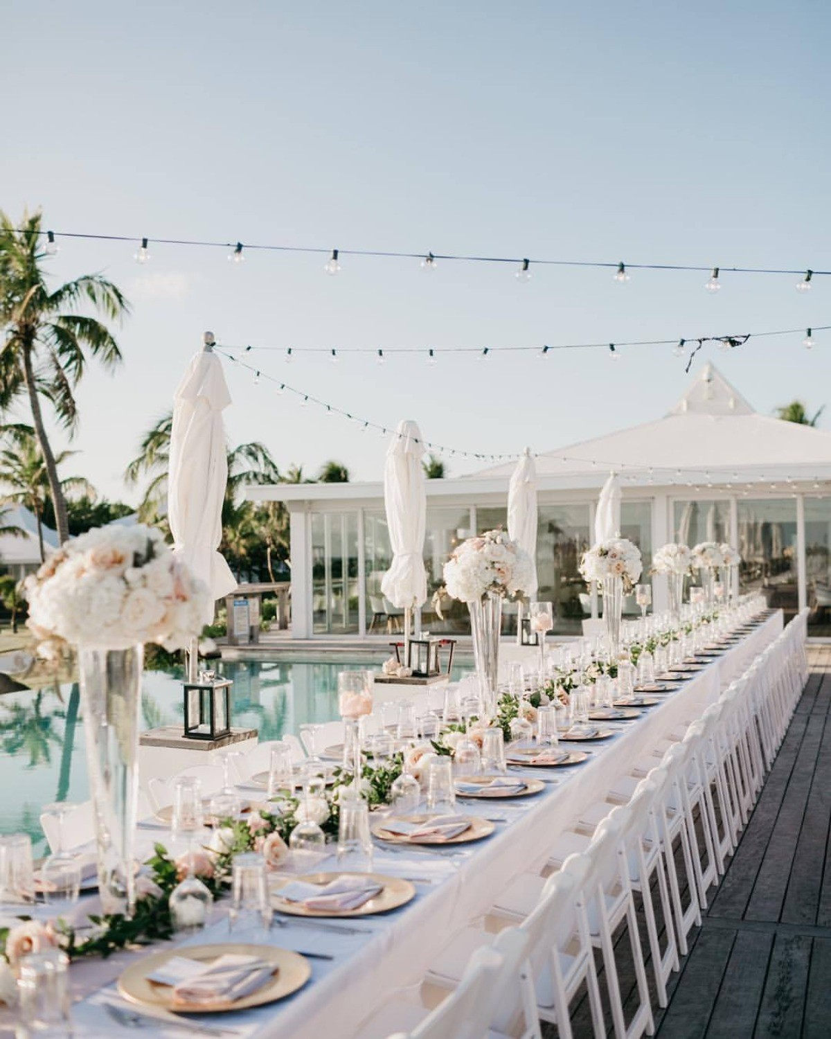 Chic Bahamas Weddings and Events