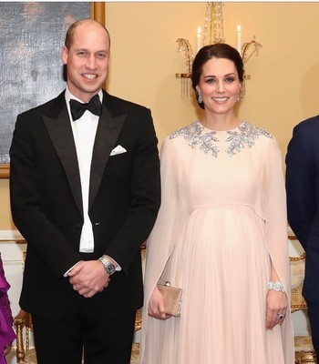 Kate Middleton's Goddess Gown is Beyond Wedding Worthy