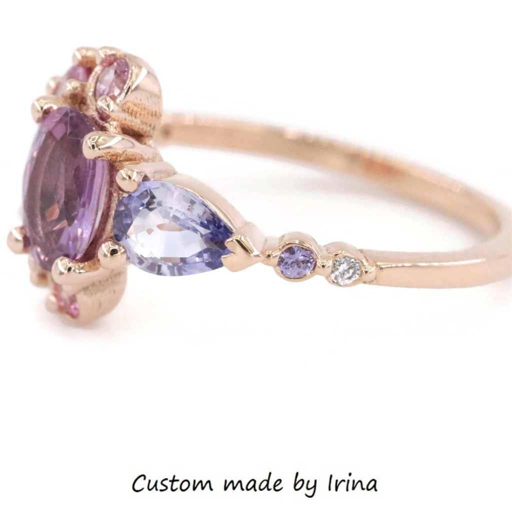 Inspiration Image from Custom Ring by Irina