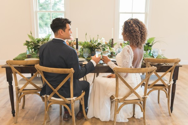 How To Bring the Outdoors Indoors For Your Wedding Day