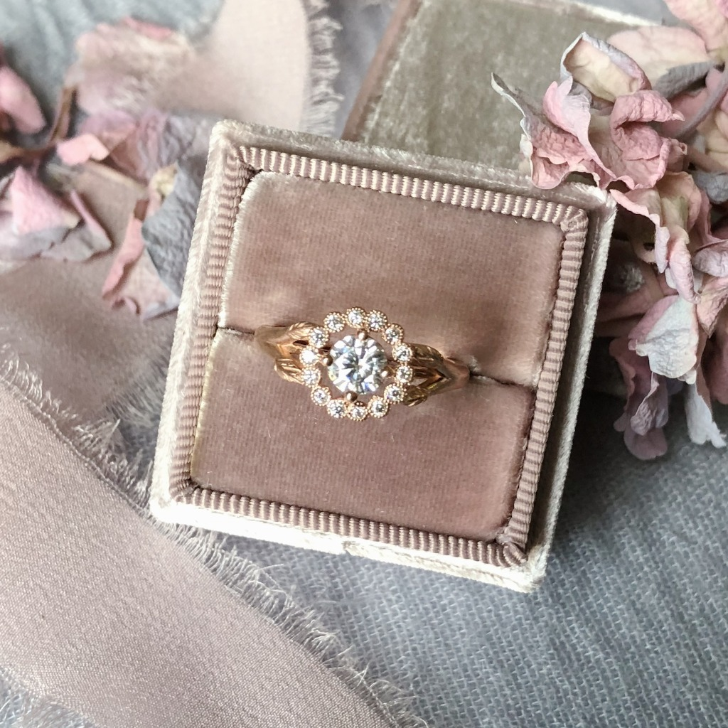 Inspiration Image from Rough Luxe Jewelry