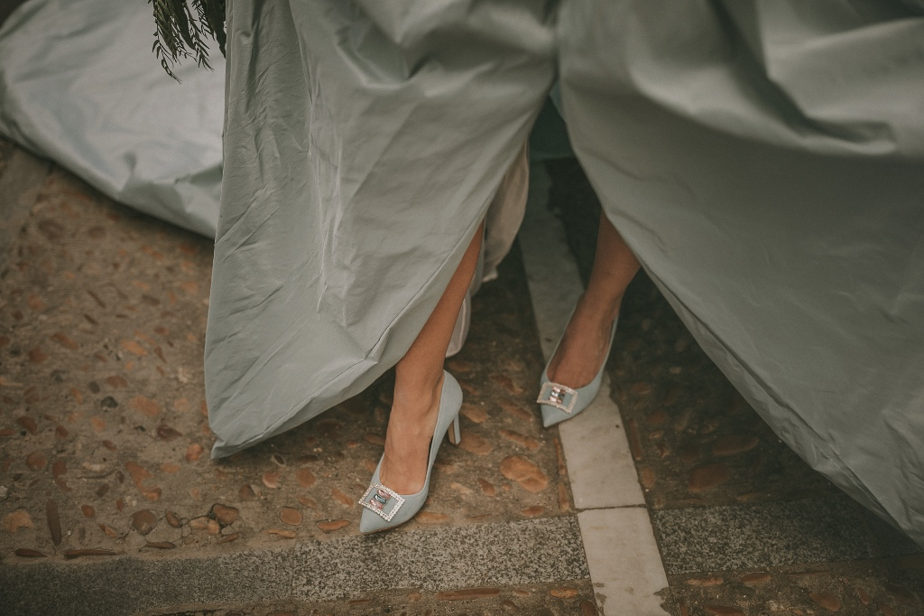 Inspiration Image from SILVIA LAGO SHOES