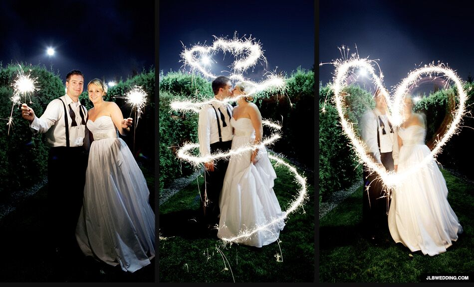 Inspiration Image from BuySparklers.com