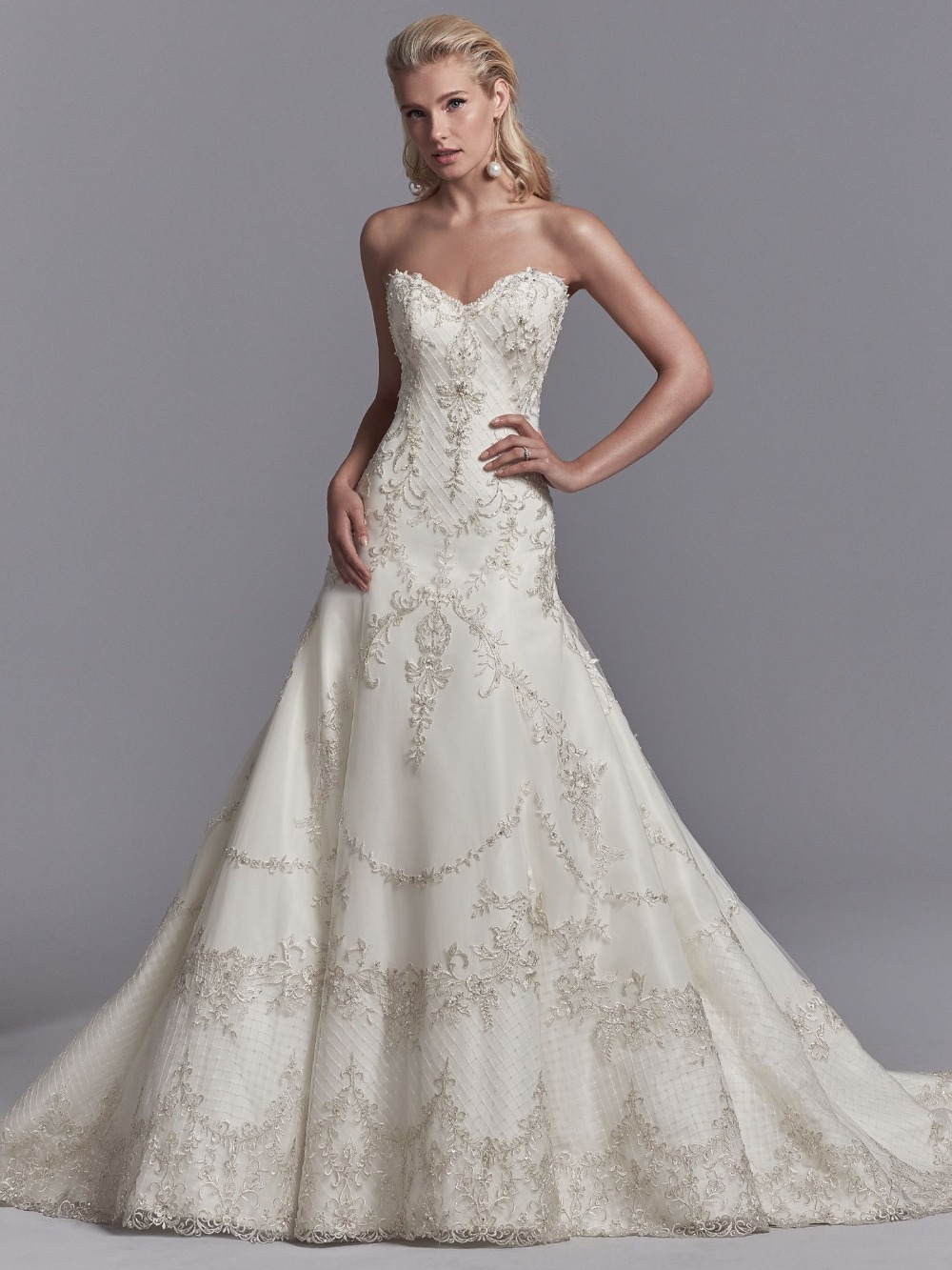 For real if you were turning royal what would you wear for Maggie sottero grace kelly wedding dress